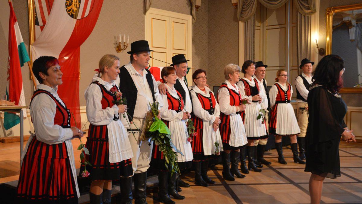 Gálaműsorral a Felső-Ausztriai Magyarok Kultúregyesületénél Linzben