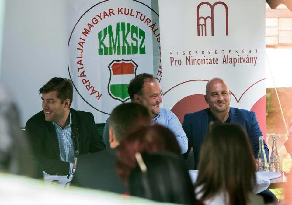 Fontos újra és újra megerősítenünk, hogy a magyar kormány kiáll a határon túli magyarság mellett