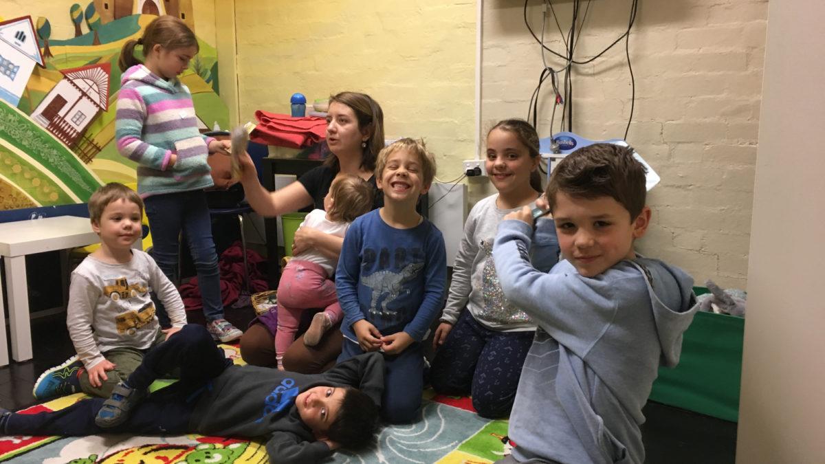 Mátyás király-tábor a melbourne-i Bocskai Magyar Iskolában