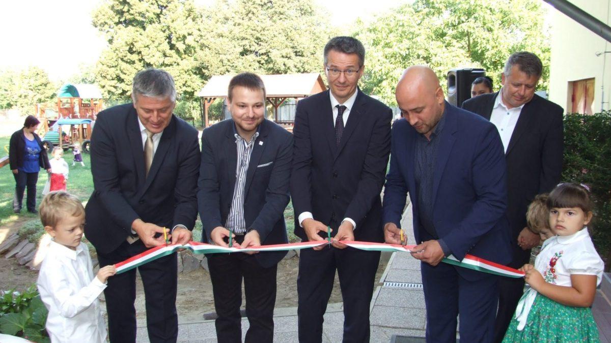 Óvodafelújítások a Bodrogközben és az Ung-vidéken