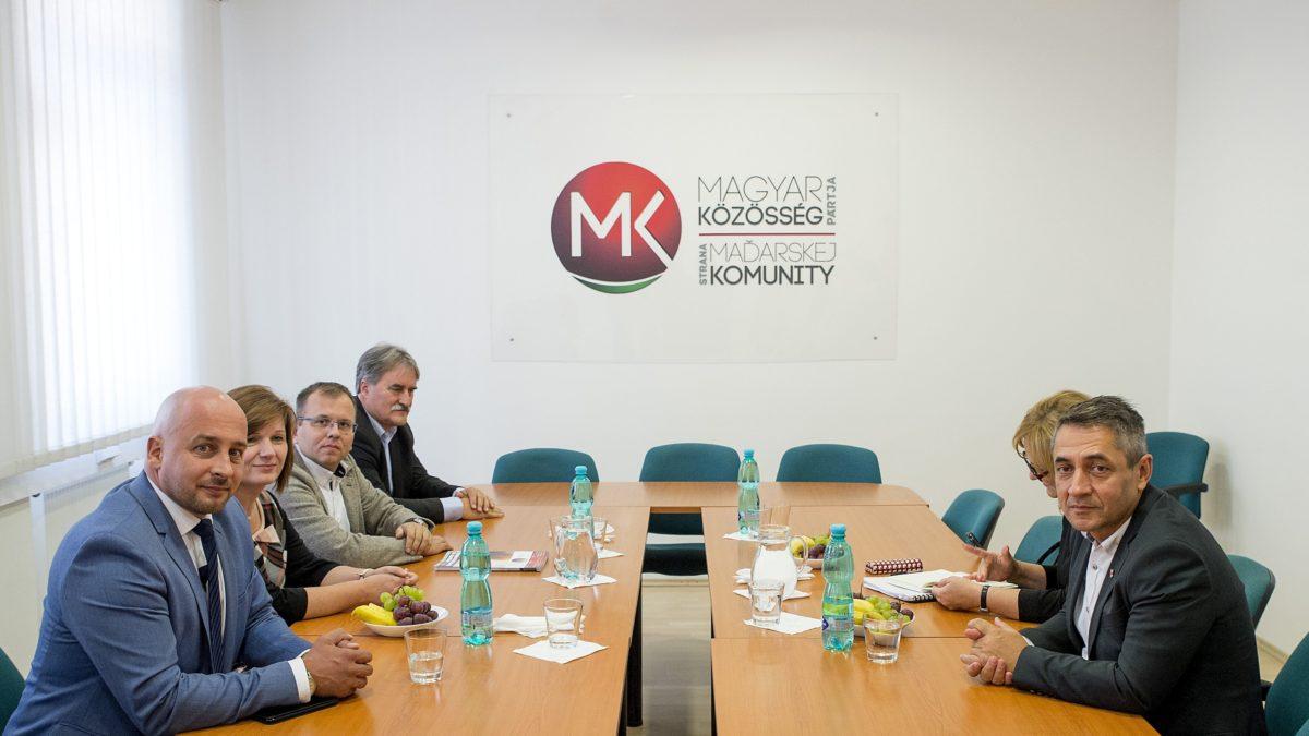 Továbbra is az MKP a magyar kormány stratégiai szövetségese a Felvidéken