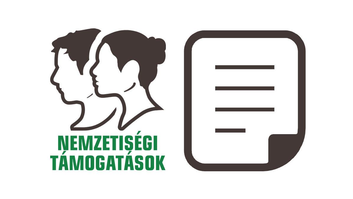 FRISSÍTÉS: Tájékoztatás nemzetiségi önkormányzatok részére  a 2021. évi feladatalapú támogatásra való jogosultság feltételeinek változásáról