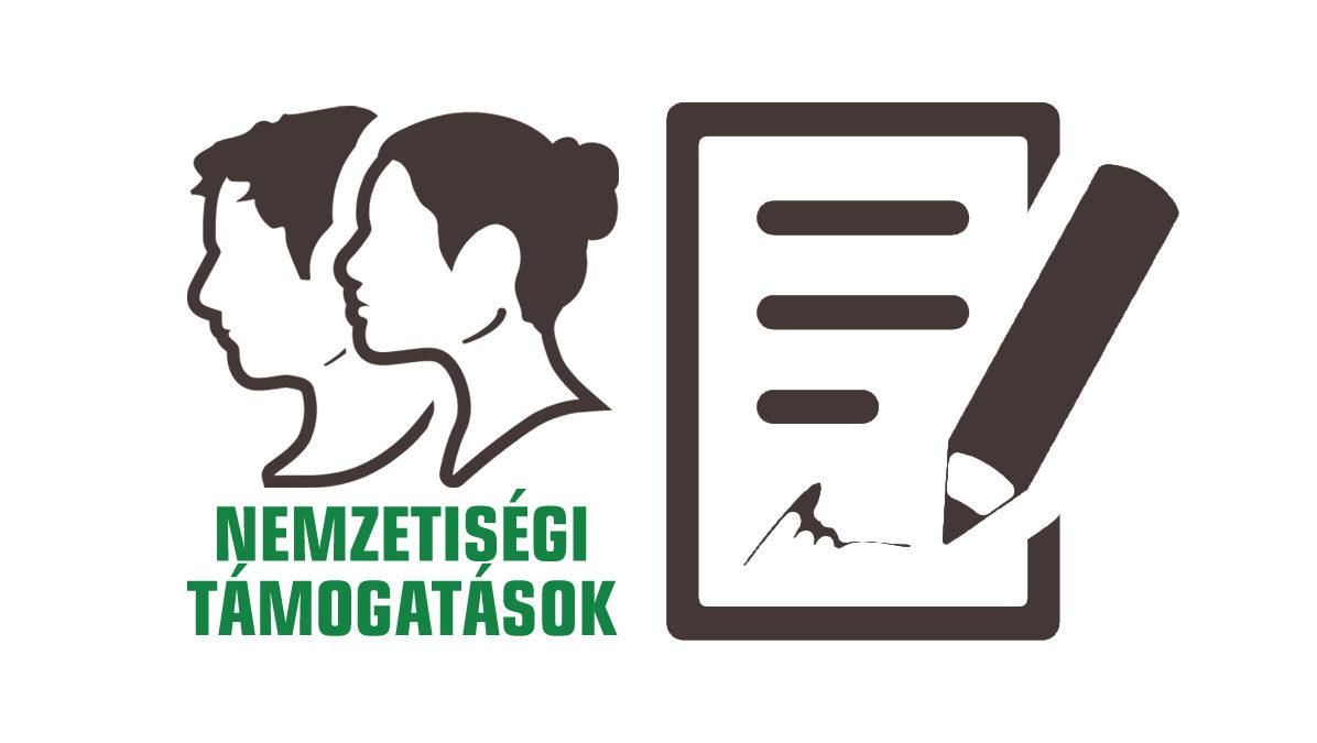 Helyi nemzetiségi önkormányzatok 2019. évi feladatalapú támogatásának támogatói okiratai