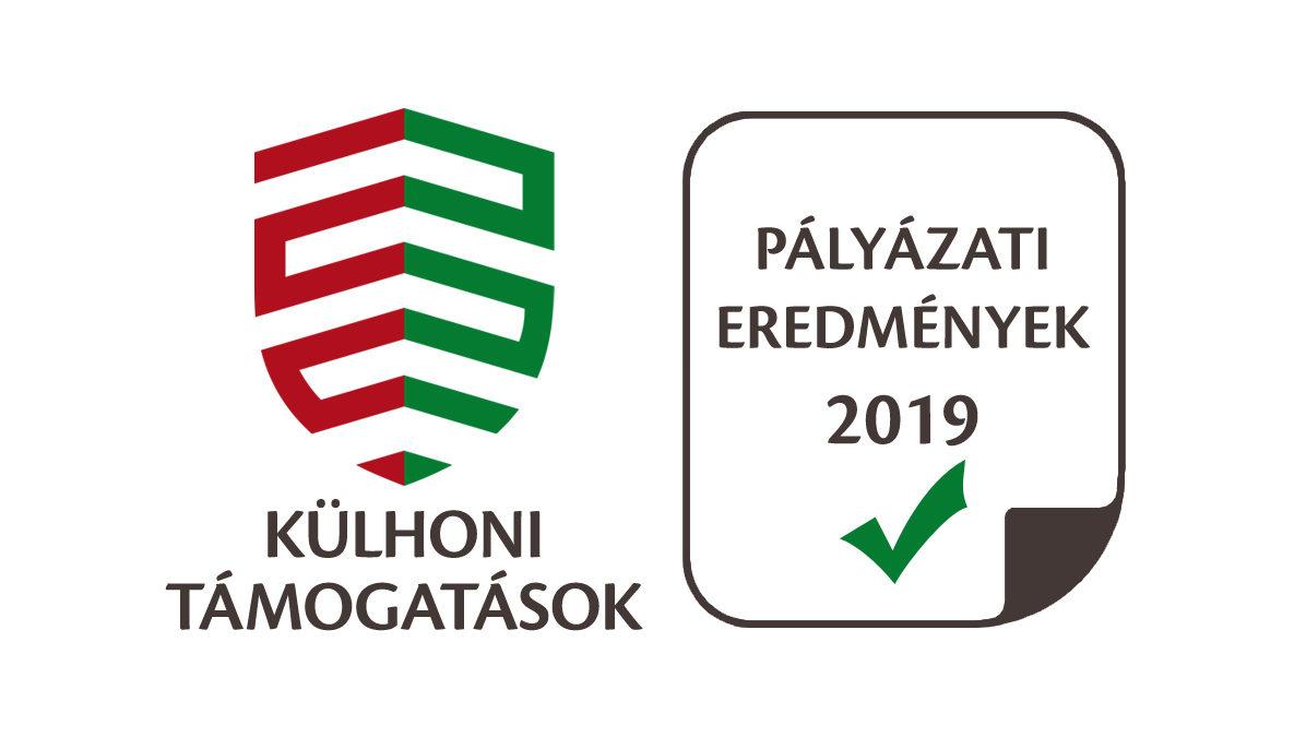 """Pályázati eredmények – """"Az erdélyi Nemzeti Jelentőségű Programok megvalósítására 2019."""""""