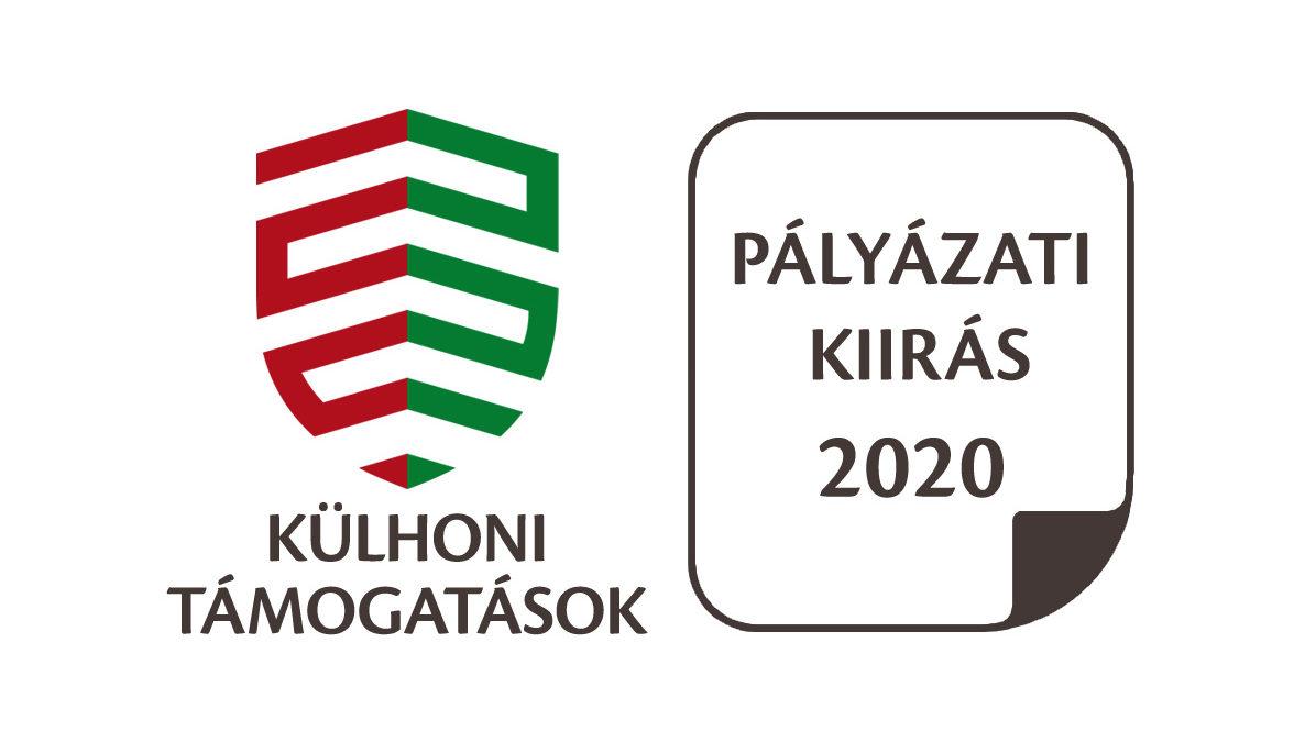 Külhoni támogatások 2020