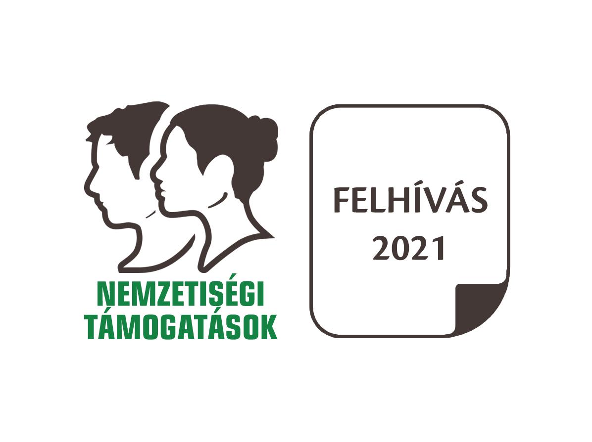 Nemzetiségi célú beruházási, felújítási és karbantartási tevékenységek 2021. évi költségvetési támogatása