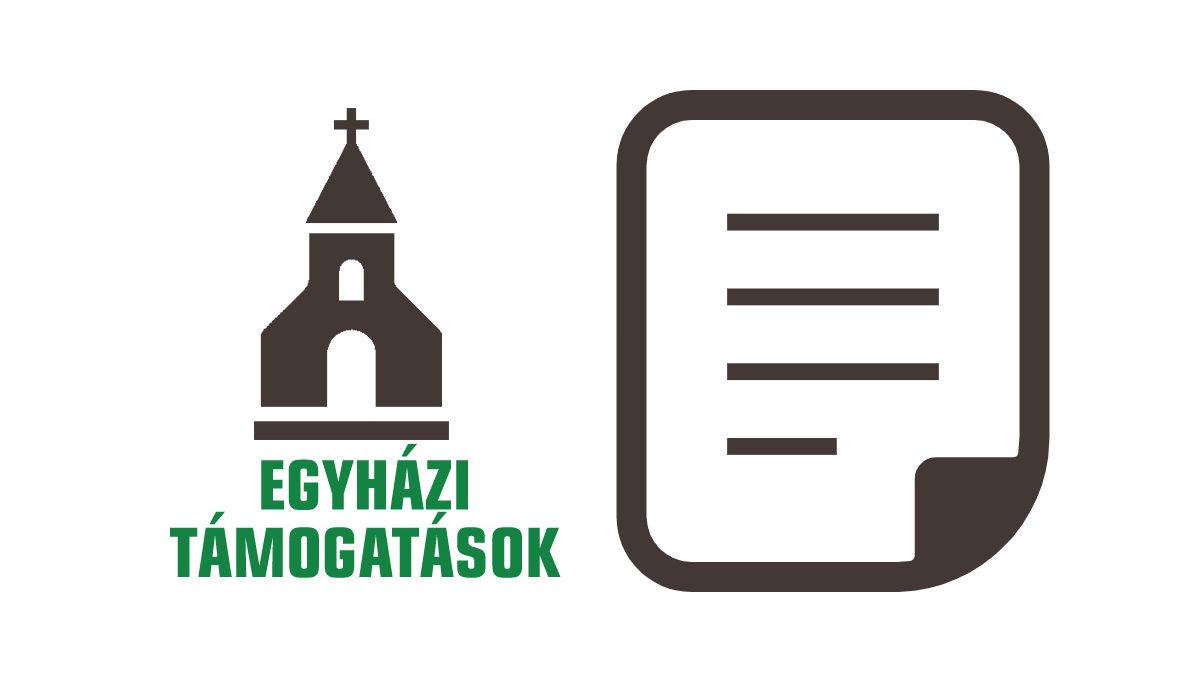 Döntés a 2021. évi egyházi közösségi célú programok támogatásában