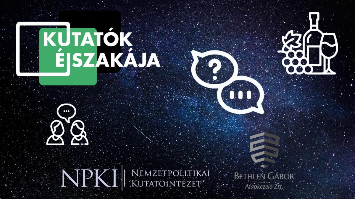 Kutatók éjszakája az NPKI-ban